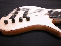 'Serie YC' - 'YC Fretless Semi-Acoustique' - '13'